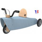 CHOU DU VOLANT - Wooden ride on 2-in-1 - Wooden trike