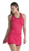duruss 0000000195 Sports Clothing, Women, Red, M