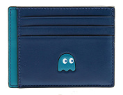 Coach Men's Pac-Man Leather ID Card Case Wallet, F56055