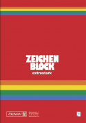 Brunnen Sketch Pad A2 420 x 594 mm 125 g/sq m 10 Pages