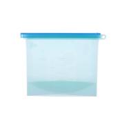 GreenSun(TM) Reusable Kitchen Fridge Saran Wrap Fresh Keeping Silicone Food Storage Bag Kitchen Organisation