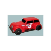 RJ SPEED 1017 R/C Legends 37 Sedan Body RJSC1017