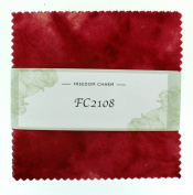 Fabric Freedom Plain Melody Freedom Charm, 100% Cotton, Multicoloured, 13 x 13 x 1.5 cm