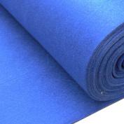 Felt Plain Royal Blue 3 mm thick 1 m Width