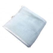 Kyoto Nishikawa Blanket Made in Japan Acrylic New-Meyer - Single Blue 2K1117