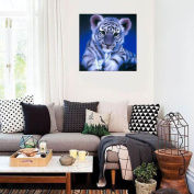 erthome 5D DIY Diamond Painting Embroidery Full Square Diamond Home Wall Decor Creative Drawing Gift