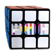 3x3x3 Magic CubePride LGBT Game Puzzle Toys Rubik Cube For Adults Kids Anti Stress Anti-Anxiety