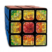 3x3x3 Cube GameMandala Game Puzzle Toys Rubik Cube For Adults Kids Anti Stress Anti-Anxiety