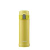 Zojirushi Stainless Vacuum Mug, 300ml/0.30 L, Lime Yellow
