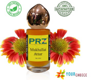 Mukhallat Attar Roll-on - 10 ml Pure Natural Premium Quality Perfume Oil by PRZ