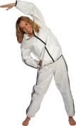 Hydas Sauna Suit Zip Up Size S-M)