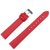 ZYooh Watch Band, 20m Fashion Man Women Soft Leather Strap Steel Buckle Wrist Watchband …