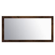 Eviva EVMR-60X30-RSWD Sun 150cm Mirror Combination, Rosewood
