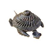 Turtle Model Tortoise Handmade Weaving Grass Handicrafts Animal Products Creative Gifts Decoration