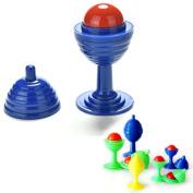 Kids Children Magic Cup Bead Close Up Street Magic Trick Toys 10.2cm * 4.8cm