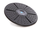 SOLENT STAR BALANCE WOBBLE BOARD - non slip plastic surface, physio rehabilitation injury recovery and prevention, fitness, sport, exercise, Yoga, Pilates