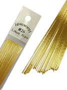 Florist Wire and Sugarcraft Wire - Gold 26 Gauge