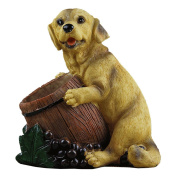 Pet Dog Wine Rack, Creative Home Decoration