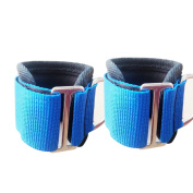 VORCOOL 2pcs Sport Ankle Strap Gym Fitness Ankle Cuffs for Weightlifting Leg Gym Workout