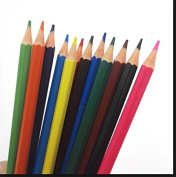 High Quality Colour Pencil for Drawing/Sketching Assorted Colours -Pack of 12