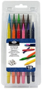 Royal & Langnickel 12 Woodless Drawing Colouring Artists Pencils Set