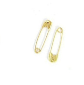 Fengge Small Metal Steel Mini Safety Buttons Thin