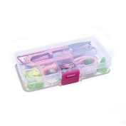 5Five New Basic Knitting Tools Accessories Supplies With Case Knit Kit Lots