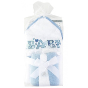 Bath Towel with Hood Mother's Choice it8570 100% Cotton