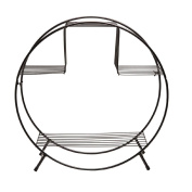 Living & Co Circular Plant Stand