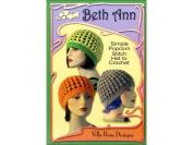 Villa Rosa Designs Beth Ann Crochet Popcorn Hat Pattern