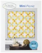 Sew Kind of Wonderful Qcr Mini Picnic Pattern