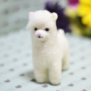 YSZ Alpaca Needle Felting Kits for Beginners with Enough Accessories