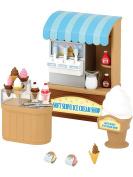 Sylvanian Families doll furniture 2811 – Counter Display Ice Cream Italian