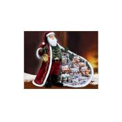 5D Diamond Embroidery Santa DIY Cross Stitch Painting for Christmas Decor