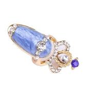 MZP Nail Art Decoration Jewellery Charms , 1#