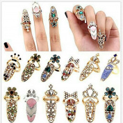 MZP Nail Art Decoration Jewellery Charms