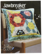 Jaybird Quilts JBQ113 Jawbreaker Pillow