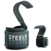 Steely Sports Pullboy – Power Lifting Hooks V2/Chin Up-hooks – Colour