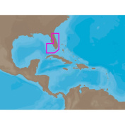 C-MAP NT+ NA-C309 - Jacksonville-Fort Myers - Furuno FP-Card