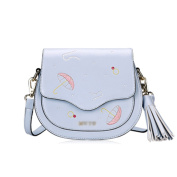 ZCJB Adjustable Messenger Belt Wallets, Card Cases & Money Organisers Shoulder Bags Cross-Body Bag