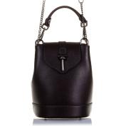 FIRENZE ARTEGIANI. Woman Geunine Leather Backpack Handbag. Backpack rucksack handbag Wristlet fine soft leather .MADE IN ITALY. GENUINE ITALIAN LEATHER19x24x14 5 cm. Colour