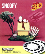 Snoopy and the Red Baron - Classic View-Master 3 Reel Set - New