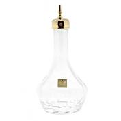Glass Bitter Bottle Japanese Weave Designer Design (90 ml /3 oz)