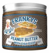 Frankys Bakery Peanut Butter and Nut Butter Whey Protein Fatty Acids 450g