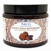 Wild Harvested Chaga Mushroom (Dual Extraction) Extract Powder