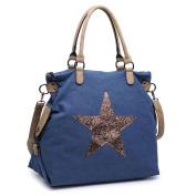 Women's Designer Large Tote Bag Ladies Shoulder Top Handle Handbag