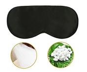 100% Natural Silk Sleep Mask-P & J Health, Super Smooth Blindfold