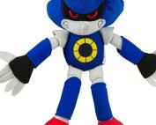 Sonic The Hedgehog 20cm Plush - Modern Metal Sonic