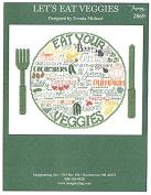 Let's Eat Veggies Chart