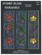 Stained Glass Bookmarks Chart